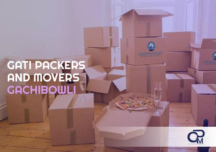 gati packers and movers gachibowli