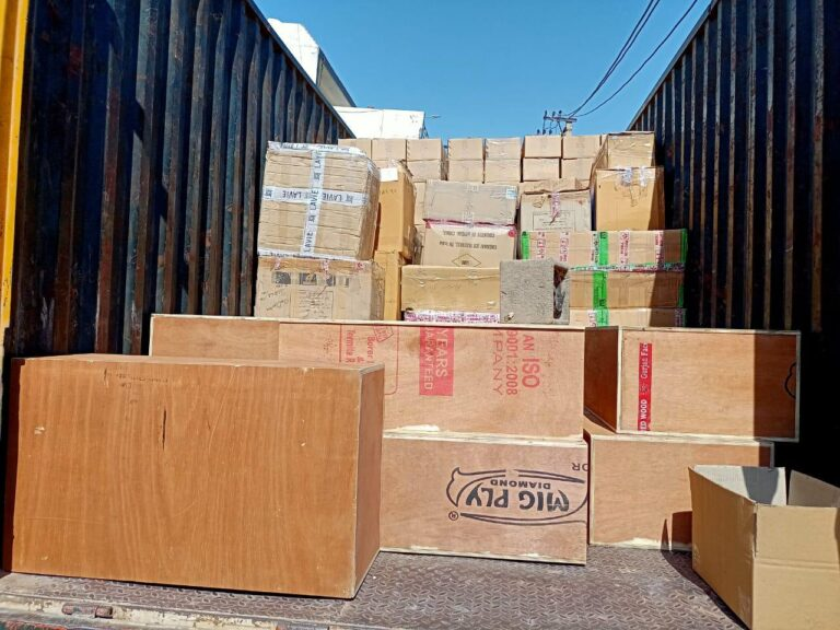 Transportation services by Gati packers and movers