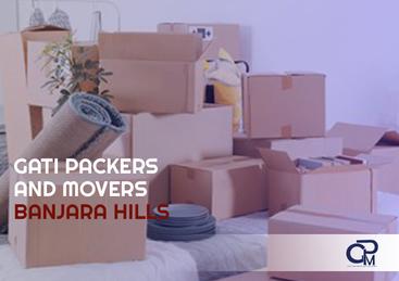 gati packers and movers banjara hills, hyderabad