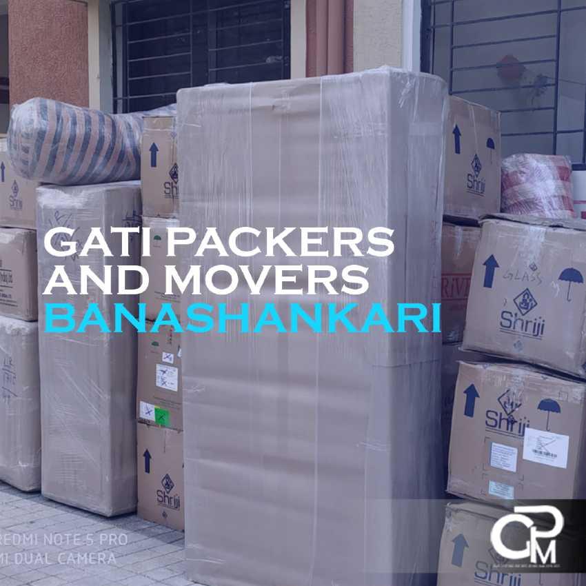 Gati Packers And Movers Banashankari Bangalore