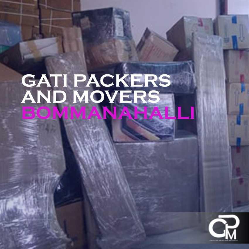 Gati Packers And Movers Bommanahalli Bangalore
