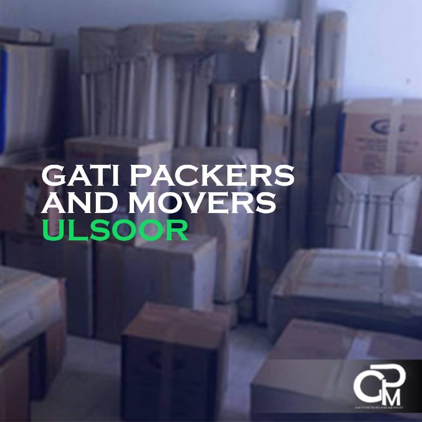 Gati Packers And Movers Ulsoor Bangalore